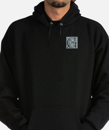 Monogram - Graham of Montrose Hoodie (dark)