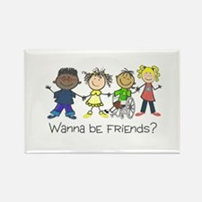 Wanna Be Friends? Magnets