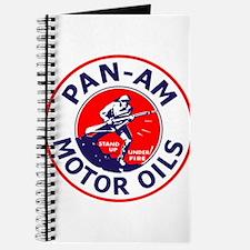 Pan Am Motor Oil 1 Journal