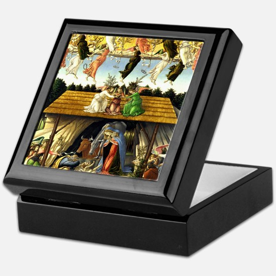 Funny Renaissance Keepsake Box