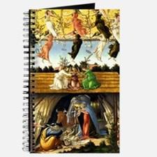 Mystical Nativity Botticelli Journal