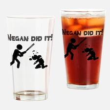 Unique Glenn Drinking Glass