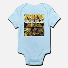 Mystical Nativity Botticelli Body Suit
