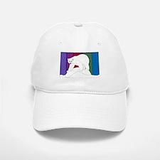 Polar Bear Baseball Baseball Cap