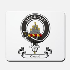 Badge - Grant Mousepad