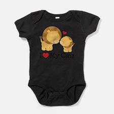 Unique Oma Baby Bodysuit