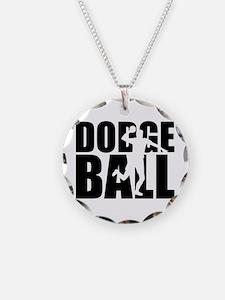 Dodgeball Necklace