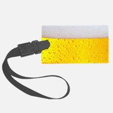Realistic Beer Luggage Tag