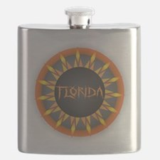 Florida Hot Sun Flask