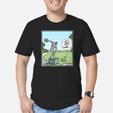 Dog Discus thrower T-Shirt