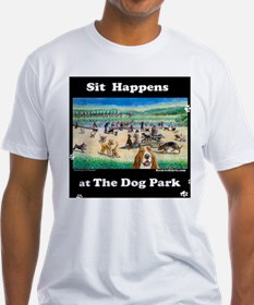 A Day at the Dog Park T-Shirt
