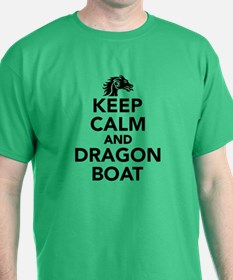 Keep calm and Dragon boat T-Shirt