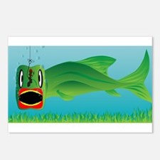 Big Fish Postcards (Package of 8)