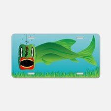 Fresh Water Fishing License Plates Fresh Water Fishing