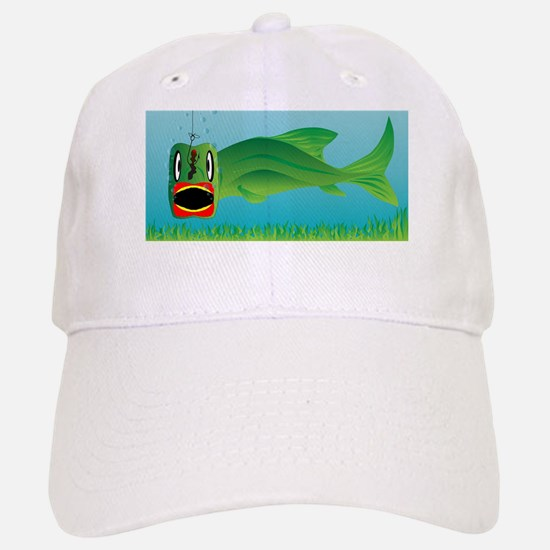 Big Fish Baseball Baseball Cap