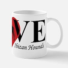 IBIZAN HOUND Mugs