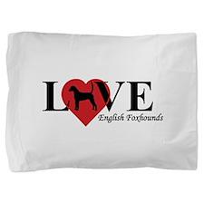 ENGLISH FOXHOUND Pillow Sham