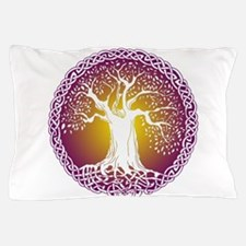 Celtic Tree III Pillow Case
