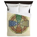 Celtic Luxe Full/Queen Duvet Cover