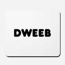 Dweeb Mousepad