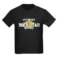 Attorney Rock Star T