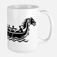 Dragon boat Mug