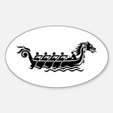 Dragon boat Decal