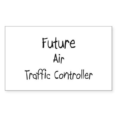Future Air Traffic Controller Sticker (Rectangular