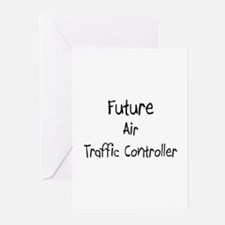Future Air Traffic Controller Greeting Cards (Pk o