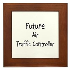 Future Air Traffic Controller Framed Tile