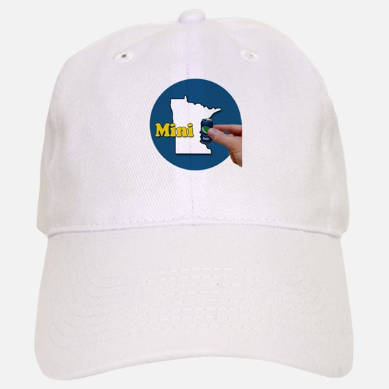 Mini-Soda Baseball Baseball Cap