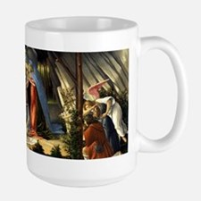 Mystical Nativity Botticelli Mugs