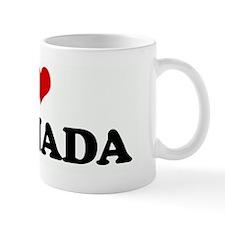 I Love KANNADA Mug