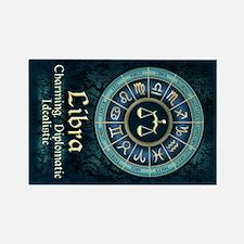 Libra Astrology Zodiac Sign Magnets
