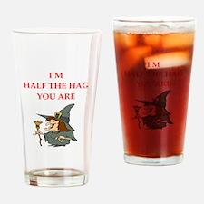 hag Drinking Glass