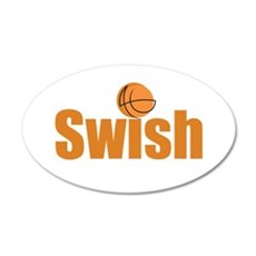 Swish Wall Decal