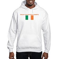 PROUD TO BE AN IRISH GRANDPA Hoodie