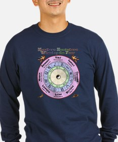 Celtic Wheel of the Year Nth T