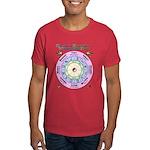 Celtic Wheel of the Year Nth Dark T-Shirt
