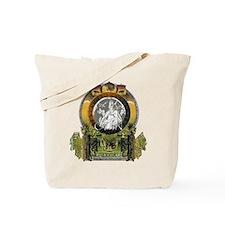Odin Norse God Tote Bag