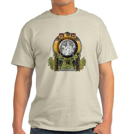 Odin Norse God Light T-Shirt