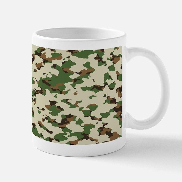 Camouflage: Arid Desert I Mug