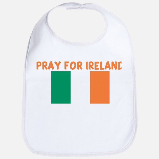 PRAY FOR IRELAND Bib
