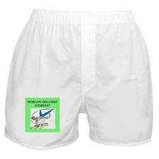 gymnist gifts t-shirts Boxer Shorts