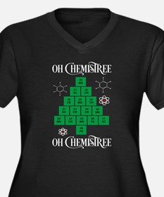 Oh Chemistree Plus Size T-Shirt