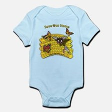 Save Our Home: Lioness Infant Bodysuit