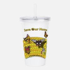 Save Our Home: Lioness Acrylic Double-wall Tumbler
