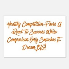 Competitive Success Postcards (Package of 8)