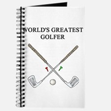golf humor gifts t-shirts Journal