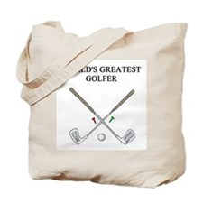golf humor gifts t-shirts Tote Bag